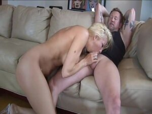 Sexy Busty Blonde Gets Fucked Hard, Hot blonde