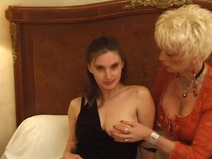 French angel banged in her pretty pussy on a porn