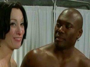 Sado maso mistress taking care of slave