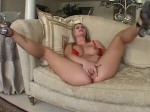 She's Open For An Expedition Into Her Moaning