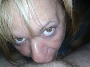 MATURE METAL CHICK MAKES LOVE TO YOUNG GUN'S DICK