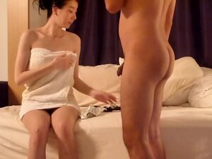 Horny couple perfectly knows to pleasure each