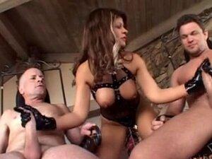 brazilian pornstar rio mariah on hot threesome