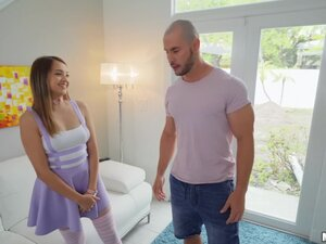 Rough and clothed fuck Lexi Aaane loves more than