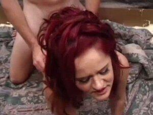 Midget Slut Shagged By Big Cock