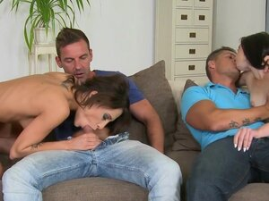 Sabby & Nikita Bellucci & Victor Solo & Kristy