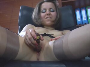 LacyNylons Video: Mishelle A