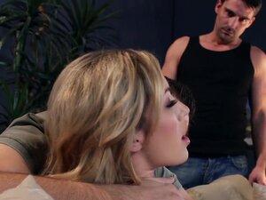 Spicing It Up With A Threesome, Capri Cavanni's