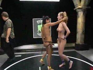 Wrestling Fuck 05 lesbian girl on girl lesbians