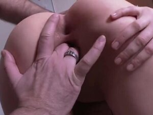 Lovable college girl is seduced and shagged by