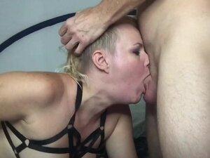 SexySpunkyGirl Deepthroats, Gags, Fucks & Swallows