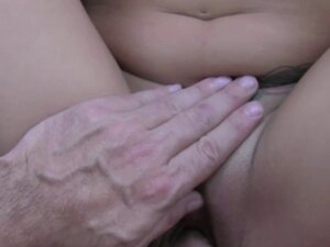 Hot Romanian babe rides drivers prick and gets a