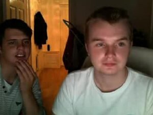 Me and a nude hunk on cam, Me and my hot nude boy