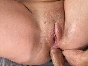 Big natural tits gf first time anal sex and jizzed