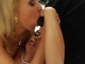 Black monster cock and interracial bottom