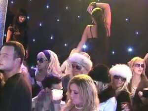 Satin Euro Ladies Sex Party PT1, Begins a little