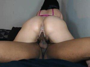 Sexy big booty redbone ride's her friends huge