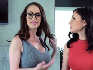 Brazzers - Hot And Mean - Ariana Marie and Mc