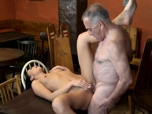 Old man fucks first time Can you trust your gf