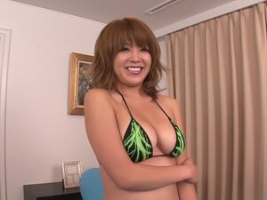 Horny Japanese slut Rika Aina in Best JAV