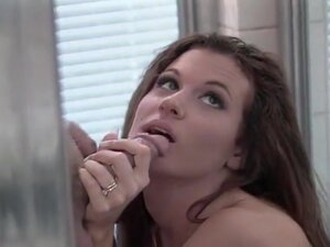 Shawna Edwards Takes Big Dick In Shower, Sexy and