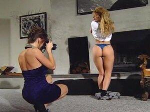 Pornstar Lesbians Play with Big Tits, Tiffany Mynx