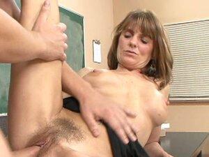 Trisha Lynne's mature pussy prefers fresh cocks