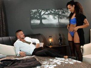 Dane Jones Ebony mistress Romy Indy romantic