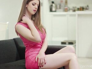 Stella Cox & Max Deeds in Natural Busty Pale