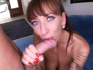 Cheating slutty milf Alia Janine with big juicy