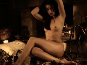 Ritual Love Dance From Erotic India While Dancing