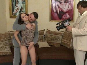 Crazy pornstar in hottest threesome, facial xxx