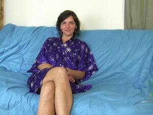 Katie Zucchini in Interview Movie - AtkHairy,