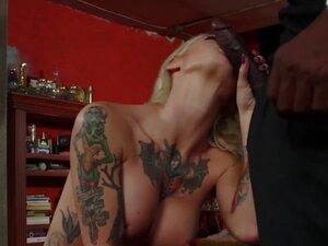 BurningAngel Kleio on Lex Steele's Massive Cock