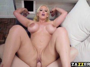 Alura Jensons milf pussy fuck by a big cock