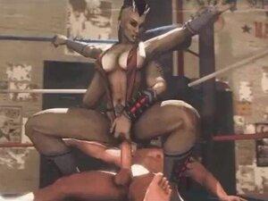 Sheeva - Mortal SexKombat