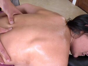 Rubbing Those Big Tits And Phat Ass, Porn Star Spa