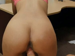Hot ghetto flashes big tits and banged at the