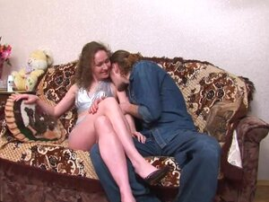 Russian Mom- That Babe Likes Fist,