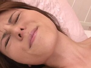 Small tits, Rosa Kawashima, goes wild in bed