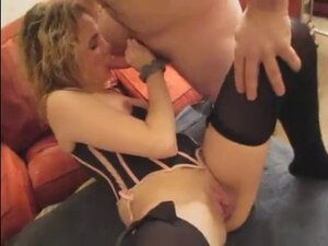 Tripled and creampied