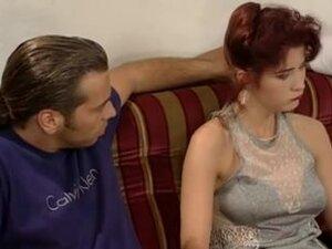 Redhead double penetration,