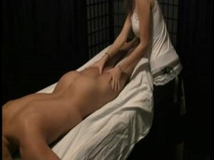 Indian boy hot massage with Indian girl