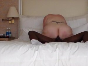 BBW Hitting the Sheets With a Black Stud, Vegas is