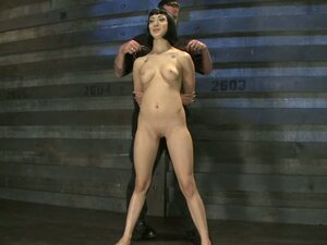 Bonded Asphyxia Noir gets humiliated in BDSM video