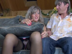 StraponScreen Clip: Nora and Morris A, Blonde
