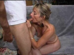 Hard amp Loud French Granny Assfuck  Excellent