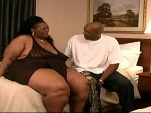 Mega Ebony SSBBW Gets Fucked I,