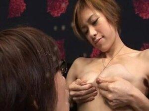 2 Japanese Moms lactation chunk 2