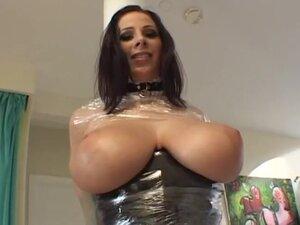 Crazy pornstar Gianna Michaels in exotic brunette,